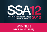 SSA 2012 - Winners of HR and HCM (SME)